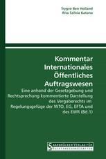 Kommentar Internationales Öffentliches Auftragswesen