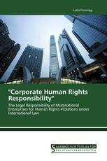 """Corporate Human Rights Responsibility"""