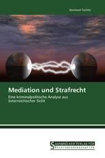 Mediation und Strafrecht