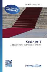 César 2013