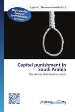 Capital punishment in Saudi Arabia