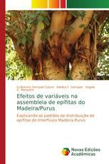 Efeitos de variáveis na assembleia de epífitas do Madeira/Purus
