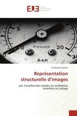 Représentation structurelle d''images