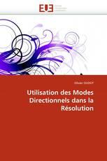 Utilisation des Modes Directionnels dans la Résolution