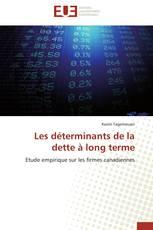 Les déterminants de la dette à long terme