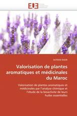 Valorisation de plantes aromatiques et médicinales du Maroc