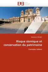 Risque sismique et conservation du patrimoine
