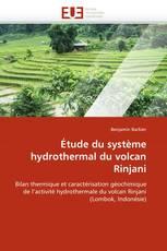 Étude du système hydrothermal du volcan Rinjani