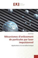 Mécanismes d'enlèvement de particules par laser impulsionnel