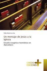 Un mensaje de Jesús a la Iglesia