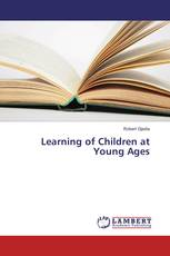 Learning of Children at Young Ages