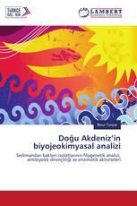 Doğu Akdeniz'in biyojeokimyasal analizi
