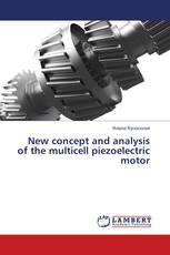 New concept and analysis of the multicell piezoelectric motor