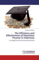 The Efficiency and Effectiveness of Education Finance in Indonesia