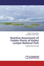 Nutritive Assessment of Fodder Plants of Keibul Lamjao National Park