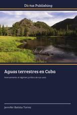 Aguas terrestres en Cuba