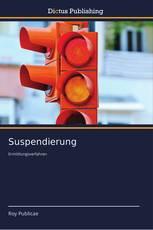Suspendierung