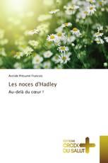 Les noces d'Hadley