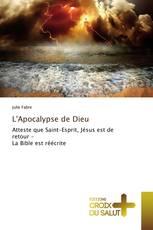 L'Apocalypse de Dieu