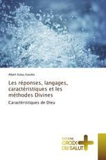 Les réponses, langages, caractéristiques et les méthodes Divines