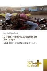 Gardes-malades atypiques en RD Congo