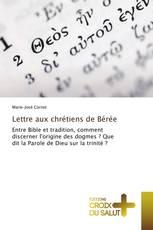 Lettre aux chrétiens de Bérée