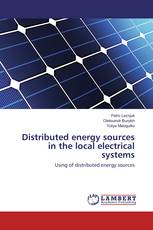 Distributed energy sources in the local electrical systems