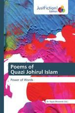 Poems of Quazi Johirul Islam