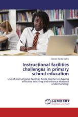Instructional facilities challenges in primary school education