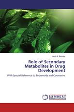 Role of Secondary Metabolites in Drug Development