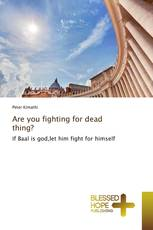 Are you fighting for dead thing?
