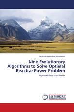 Nine Evolutionary Algorithms to Solve Optimal Reactive Power Problem