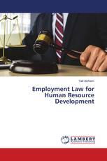Employment Law for Human Resource Development
