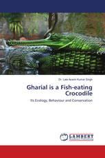 Gharial is a Fish-eating Crocodile