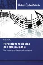Percezione teologica dell'arte musicale