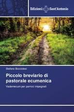 Piccolo breviario di pastorale ecumenica