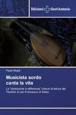 Musicista sordo canta la vita