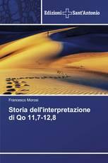 Storia dell'interpretazione di Qo 11,7-12,8