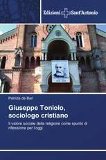 Giuseppe Toniolo, sociologo cristiano
