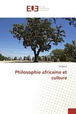 Philosophie africaine et culture