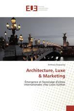 Architecture, Luxe & Marketing
