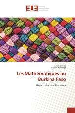 Les Mathématiques au Burkina Faso