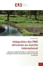 Intégration des PME africaines au marché international