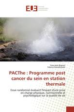 PACThe : Programme post cancer du sein en station thermale