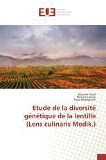 Etude de la diversité génétique de la lentille (Lens culinaris Medik.)