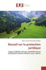 Recueil sur la protection juridique