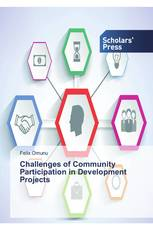 Challenges of Community Participation in Development Projects
