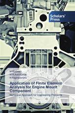 Application of Finite Element Analysis for Engine Mount Component