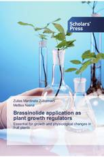 Brassinolide application as plant growth regulators