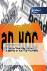 Effect of Mobility on the Security of Ad Hoc Networks